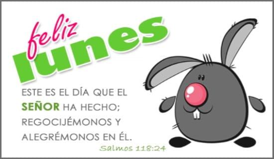 Feliz Lunes ecard, online card