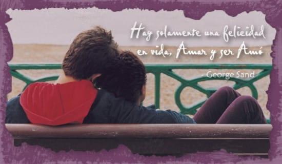 Valentine ecard, online card