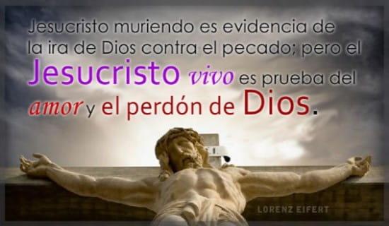 Jesucristo vivo  ecard, online card