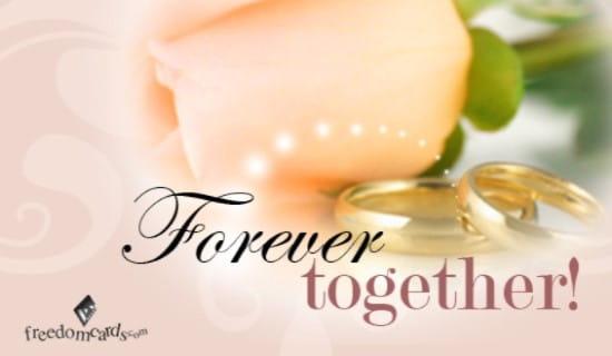 Forever Together! ecard, online card