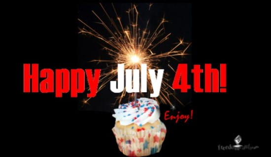 Happy July 4th, Enjoy! ecard, online card