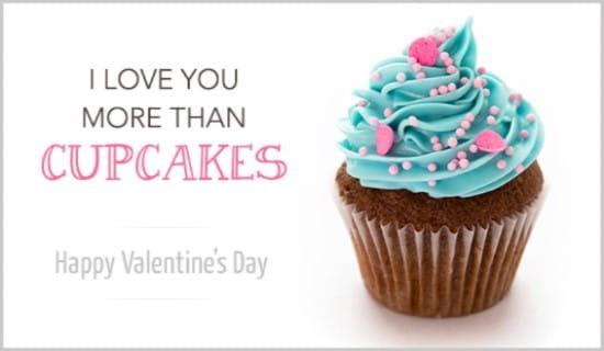 More Than Cupcakes ecard, online card