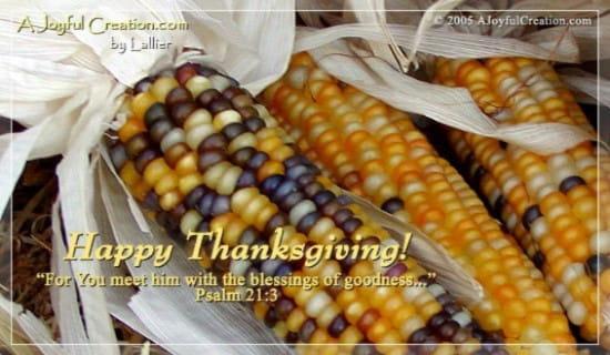 Blessings ecard, online card