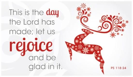 Rejoice ecard, online card