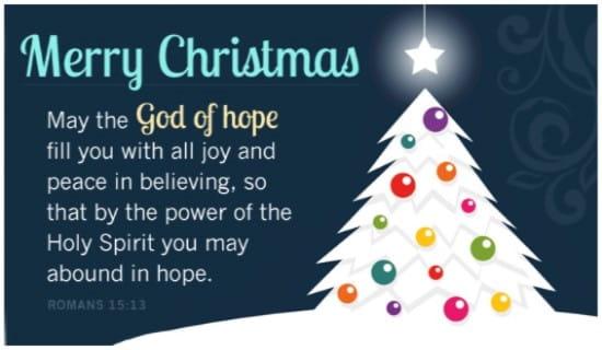 Joy & Peace ecard, online card