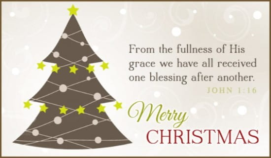 Merry christmas ecard free christmas cards online - Crosscards free ecards ...