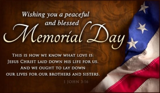 Memorial day ecards free email greeting cards online 1 john 316 m4hsunfo