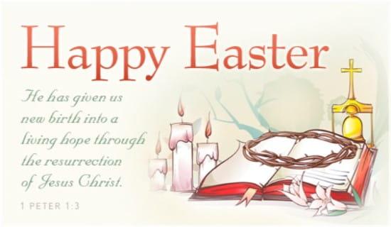 Living Hope ecard, online card