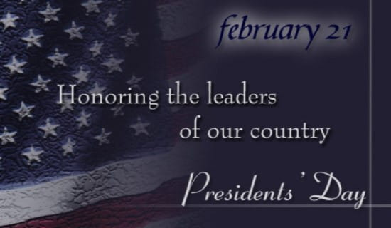 Honoring The Leaders ecard, online card