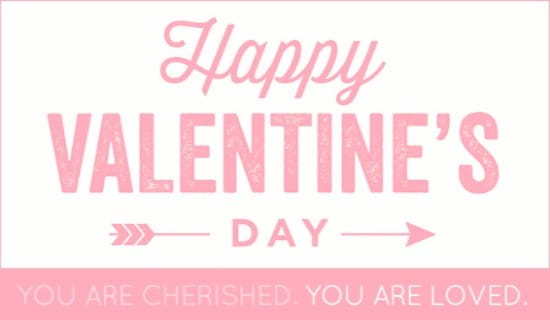 You Are Cherished and Loved ecard, online card