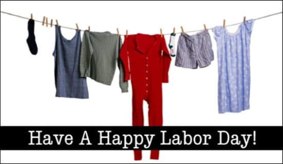 Have A Happy Labor Day ecard, online card