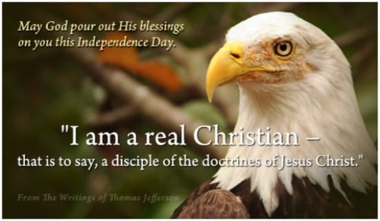 Real Christian ecard, online card