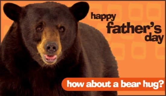 Bear Hug? ecard, online card
