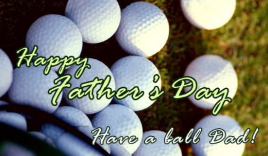 Have A Ball ecard, online card