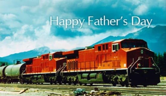 Train ecard, online card