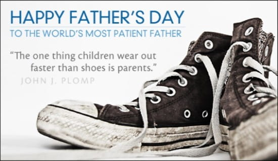 Wear Out Fathers ecard, online card