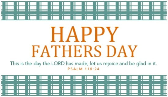 Rejoice, Fathers! ecard, online card