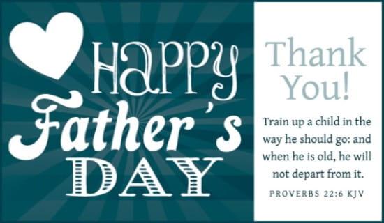 Proverbs 22:6 NIV ecard, online card