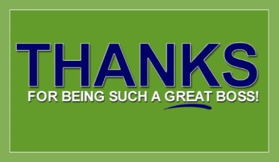 Thanks! ecard, online card