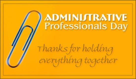 Holding everything ecard free administrative professionals day holding everything ecard free administrative professionals day cards online m4hsunfo