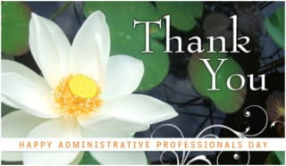 Administrative professionals day ecards free email greeting cards administrative professionals day m4hsunfo Image collections