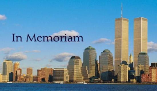 In Memoriam ecard, online card