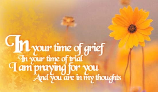 Praying For You ecard, online card