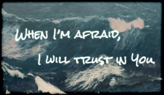 Trust in You ecard, online card