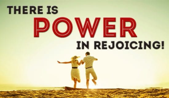 Rejoice! ecard, online card