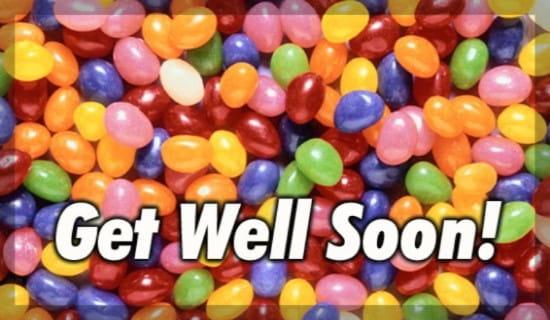 Get Well Soon! ecard, online card