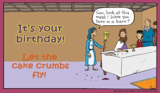 It's Your Birthday ecard, online card