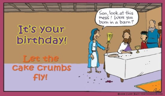 It's Your Birthday ecard, online card
