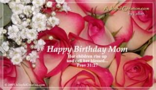 16970 Happy Birthday Mom 400x200