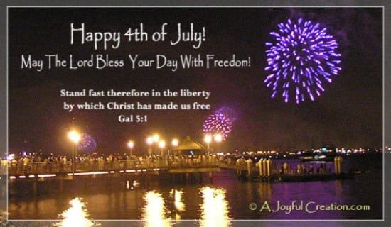 Freedom! ecard, online card