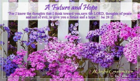 Future and Hope ecard, online card
