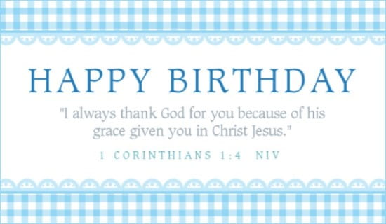 Thank God for You ecard, online card