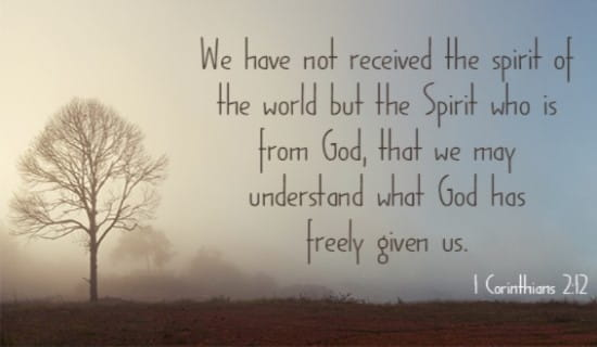 Thank God for ALL He has given us! ecard, online card