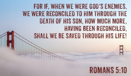 Thank you GOD for saving us! ecard, online card
