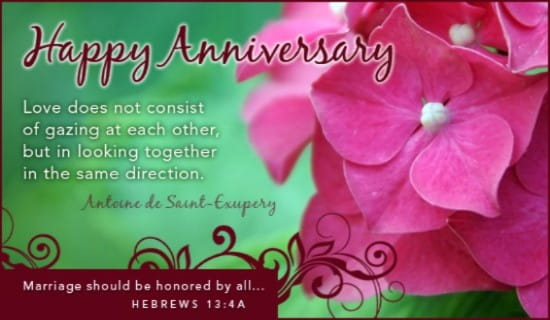 Anniversary greeting card messages ~ Happy anniversary ecard free anniversary greeting cards online