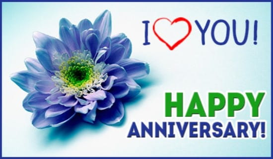 Luv You! ecard, online card