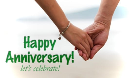 Let's celebrate! ecard free anniversary greeting cards online