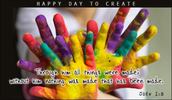 Day to Create (8/8) ecard, online card