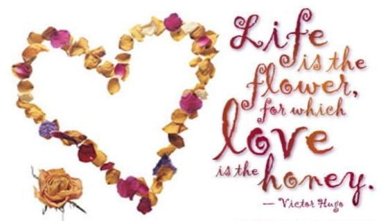 Life & Love ecard, online card