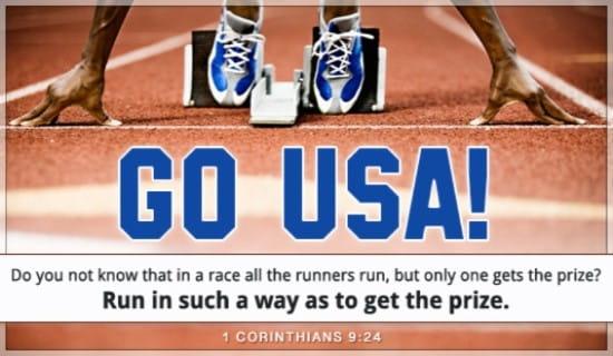 Runner ecard, online card