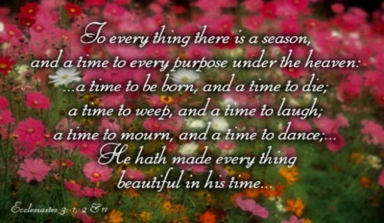 Every Season ecard, online card