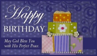 Perfect Peace ecard, online card