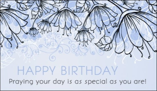 Special Day ecard, online card
