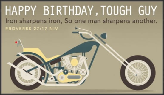 Free Tough Guy Ecard Email Free Personalized Birthday Cards Online