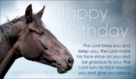 Happy Birthday ecard, online card