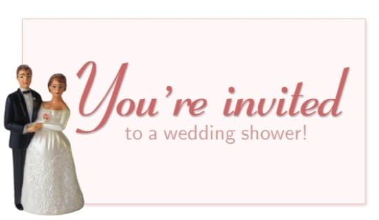 youre invited to a wedding shower ecard online card